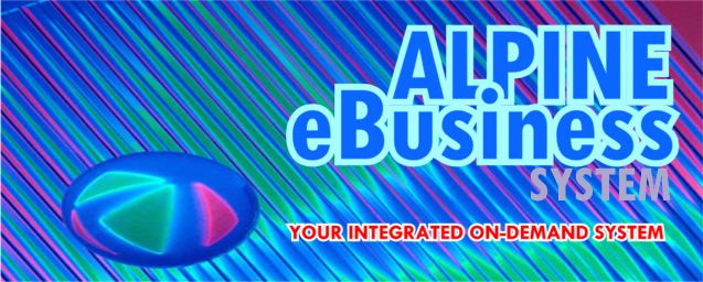 Alpine eBusiness System Subscription